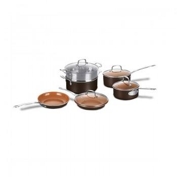 Set Batería Cocina 10 Piezas