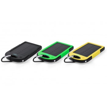 Power Bank 4000 mAh Solar