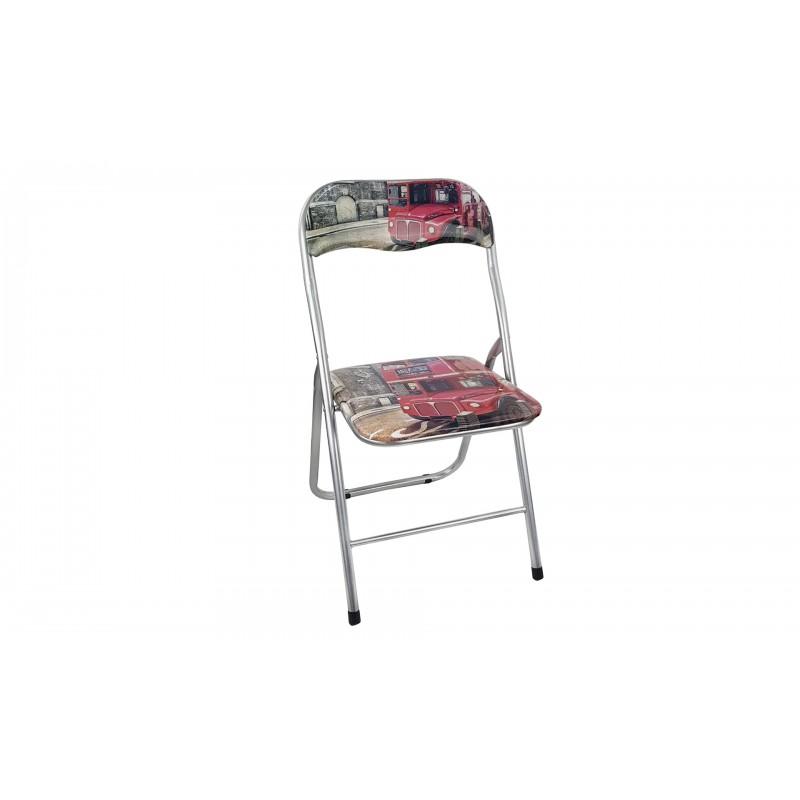 pack de 6 sillas plegables acolchadas de dise os exclusivos