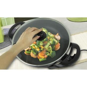 Sarten wok electrico