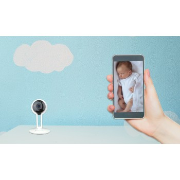 Camara Inteligente Wifi 720p