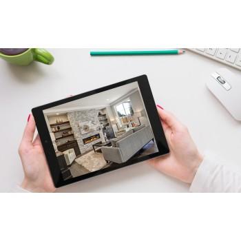 Camara Inteligente Smarthome 360º 720p