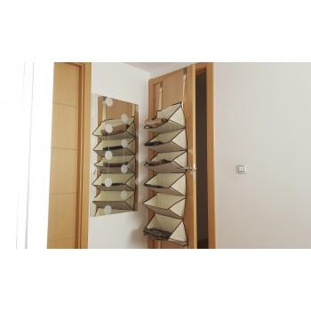 Organizador para puertas medida 143 x 55 cm