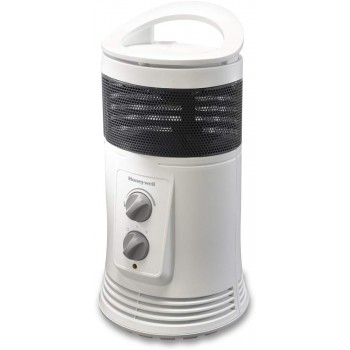 Honeywell HZ-425E - Calefactor cerámico