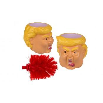 Escobilla para el baño, Sr. Trump