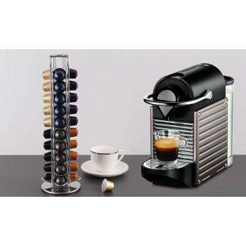 Organizador de cápsulas para cafeteras Nespresso