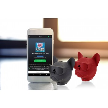 ALTAVOZ BT MINI FRENCH BULLDOG