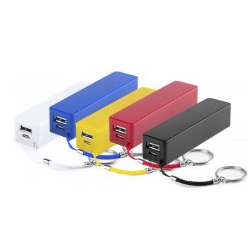 PACK de 2 Baterías auxiliares externas de 1.200 mAh