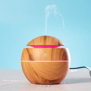 Difusor de aromas ECO Madera de bambú