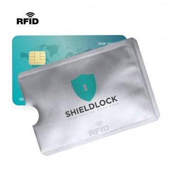 6 Tarjeteros con tecnología de seguridad RFID