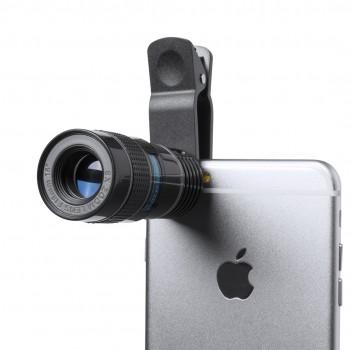 Objetivo universal 8X para smartphone