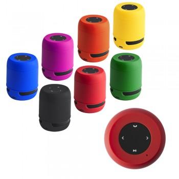 Compacto altavoz de conexión Bluetooth