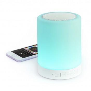 Altavoz de Tecnología Led Inteligente y conexión Bluetooth