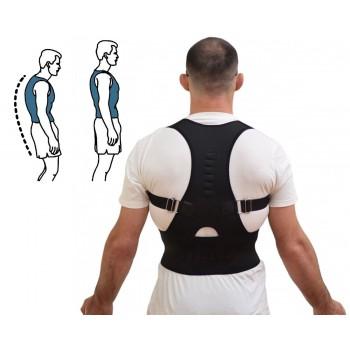 Corrector postural antifatig con imanes
