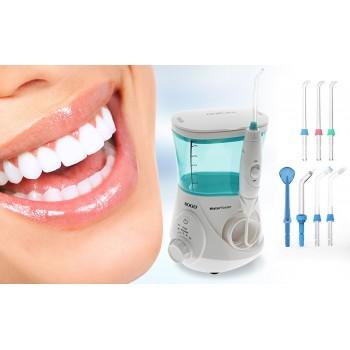 Irrigador dental profesional con 9 accesorios