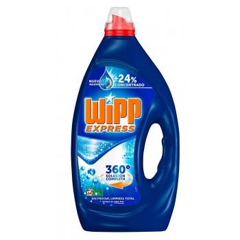 Wipp Detergente Líquido Azul - 66 Lavados (4,092 L)