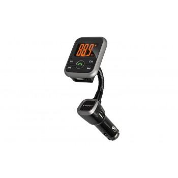 Transmisor FM con tecnología Bluetooth 1537BT