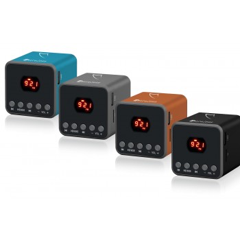 Mini altavoz con tecnología Bluetooth