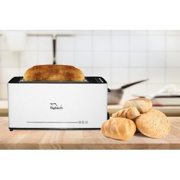 Tostador con Rejillas extra largas y anchas para todo tipo de pan
