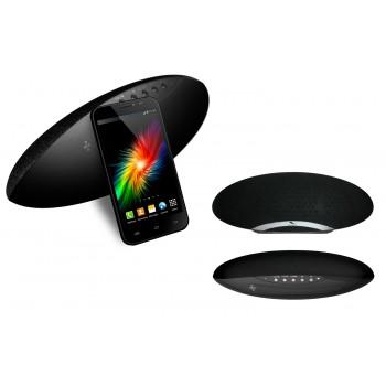Altavoz estéreo Bluetooth de diseño exclusivo con Tecnología NFC
