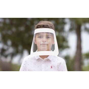 Pantalla facial para niños ideal para decorar