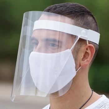 Pantalla facial para adultos