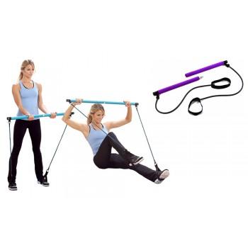 Barra de entrenamiento fitness, Yoga, Pilates