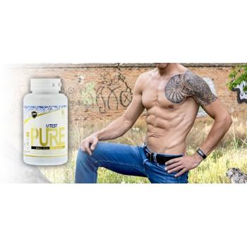 MTEST (Potenciador de la Testosterona Masculino)