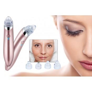 Limpiador/extractor espinillas-puntos negros facial Profesional inalámbrico