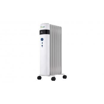 Radiador 100% ecológico con wifi R-EcoFluid de Bastilipo