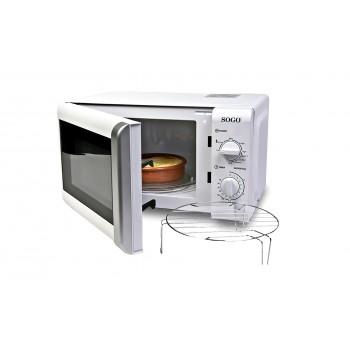 Horno Microondas con Grill de 20L