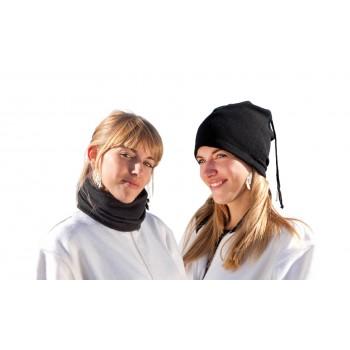 Braga para cuello o cabeza en material polar fleece