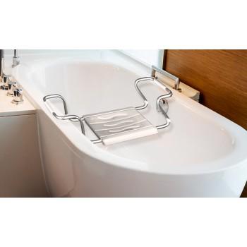 Práctico Asiento para bañera que soporta hasta 150 kg