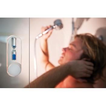 Entrenador de ducha + Altavoz BT Impermeable