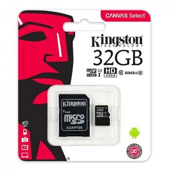 MicroSD Kingstom