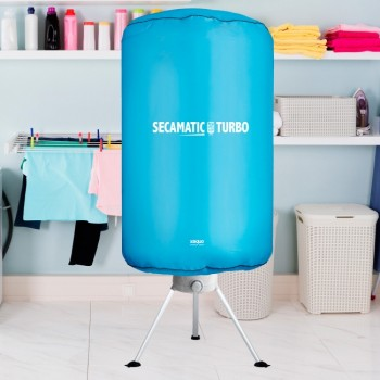 Secamatic Turbo Portable clothes dryer