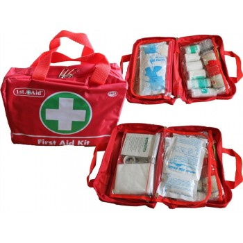 First aid medical kit Jumbo 70 pieces