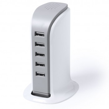 CARGADOR USB MÚLTIPLE