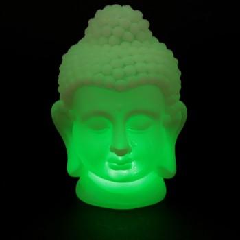 LED decorative lamp with Buddha shape