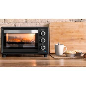 Horno de sobremesa Cecotec Bake'n Toast 550 ó 490