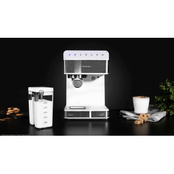 Cafetera Cecotec Power Instant-ccino 20 Touch Serie Bianca