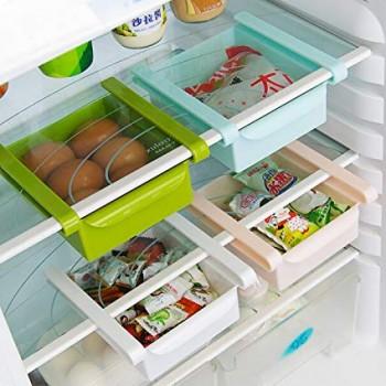 Pack de 4 Cajoneras organizadoras para frigorifico