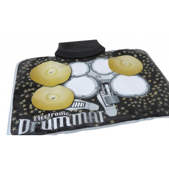 DRUM MUSIC LEARN PLAYMAT
