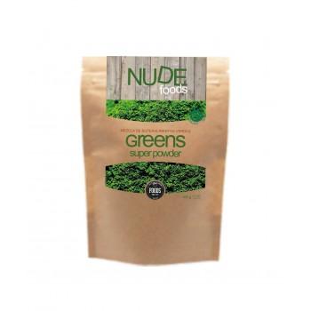 Super Greens (Mezcla de Super Alimentos verdes)