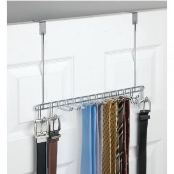 Colgador cinturones y corbatas Classico INTERDESIGN